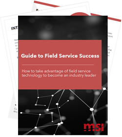 Field Service Success Guide - Thumbnail Image