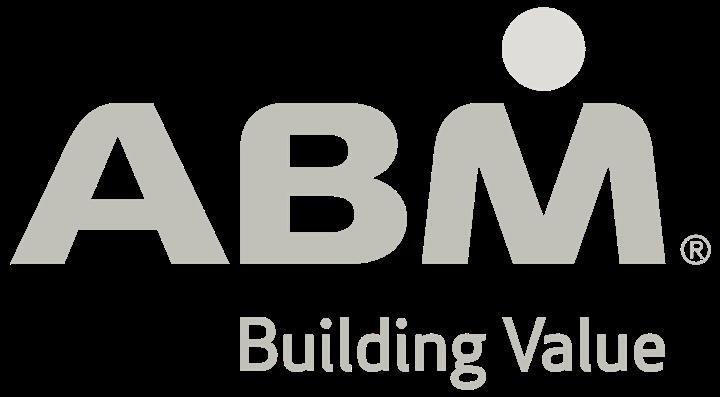 ABM Company Logo Gray
