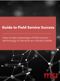 Field Service Success Guide - Cover Small